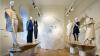 Fashion mannequins exhibition