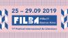 Banner 11 Festival internacional de literatura (FILBA), Buenos Aires, 2019