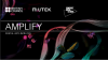 Banner AMPLIFY 2020 Digital arts initiative