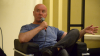 Irvine Welsh British Council Argentina