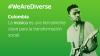 Banner We Are Diverse: Colombia, la música como herramienta clave para la transformación social