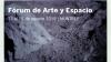 Banner Foro de Arte y Espacio - MUNTREF, 2019