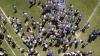 Foto de participantes en el programa HITZ Rugby en Argentina