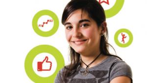 Aptis for teens brochure image
