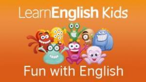 Learn English Kids logo