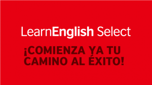 Learn English Select Logo