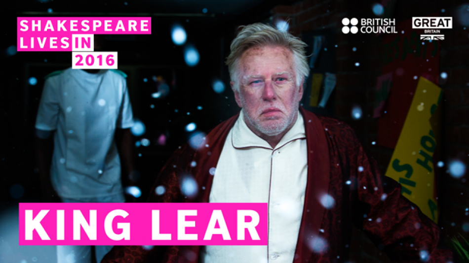 Shakespeare Lives in 2016 King Lear thumbnail