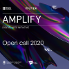 Banner Amplify Open Call 2020 - British Council