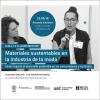 Banner Materiales Sustentables en la Industria de la Moda por Amanda Johnston