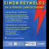 Simon Reynolds Feria del Libro Cordoba British Council Argentina